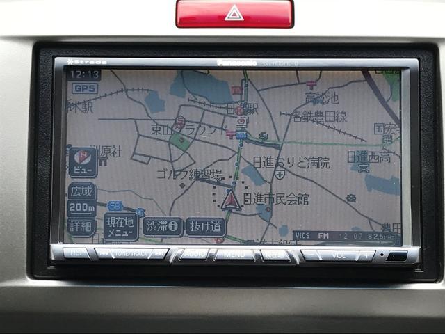 G エアロ 社外HDDナビ リアカメラ 両側電動スライド(3枚目)