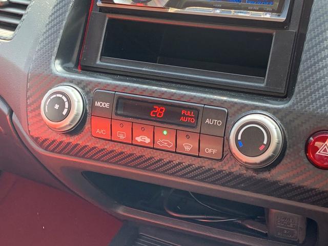 タイプR 社外CDチューナー キーレス 無限グリル(7枚目)
