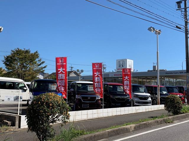 G・EXホンダセンシング 元デモカー 8インチナビ 両側電動(38枚目)
