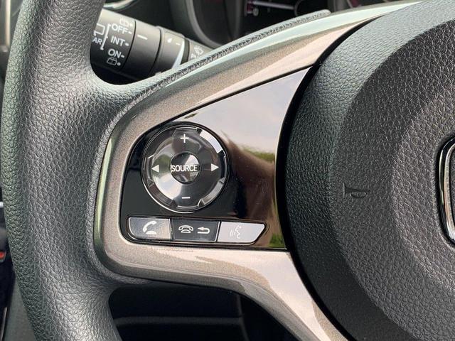 Lホンダセンシング デモカー ギャザズ8インチナビ サイドエアバック リアカメラ LEDヘッドライト オート機能付 電子パーキング ブレーキホールド シートヒーター 純正14AW ETC(18枚目)