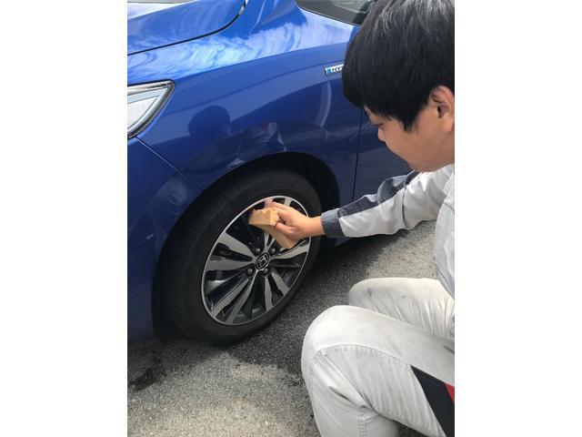 L 届出済未使用車 オーディオレス 片側電動スライドドア シートバックテーブル シートヒーター センシング パーキングセンサー LEDヘッドライト 衝突軽減 誤発進抑制 ACC(33枚目)