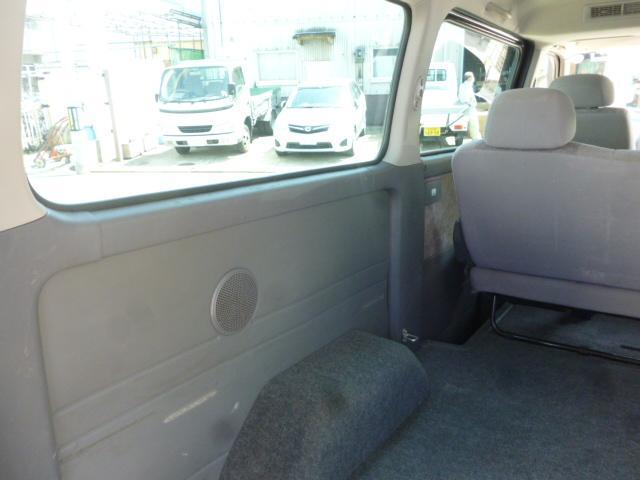 日産 キャラバン ロングGX ガソリン Wエアコン イージークローザー 5ドア