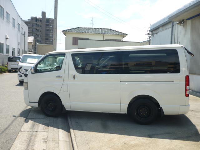 トヨタ ハイエースバン ロングスーパーGL ディーゼルターボ NoxPm適合 5ドア