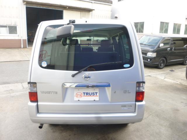 GL ガソリン 5ドア スライドガラス 低床 シングルタイヤ(6枚目)