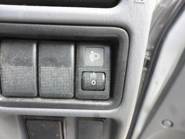 GL ガソリン 5ドア スライドガラス 低床 シングルタイヤ(10枚目)