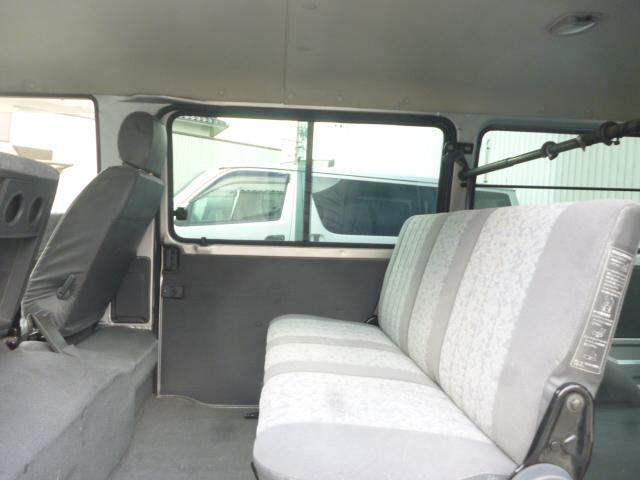 GL ガソリン 5ドア スライドガラス 低床 シングルタイヤ(13枚目)