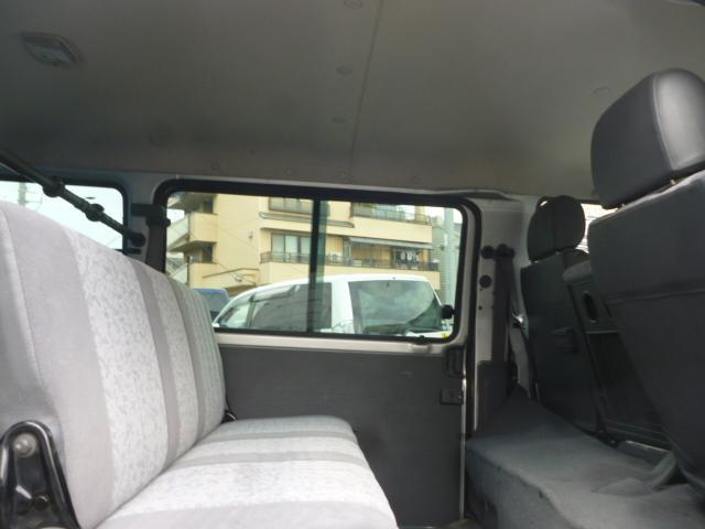 GL ガソリン 5ドア スライドガラス 低床 シングルタイヤ(14枚目)