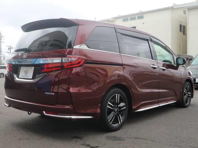 HYBRID ABSOLUTE Honda SENSING(10枚目)