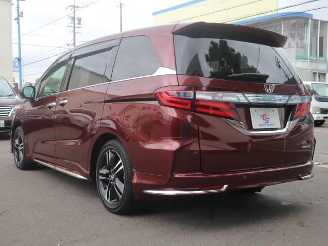 HYBRID ABSOLUTE Honda SENSING(11枚目)