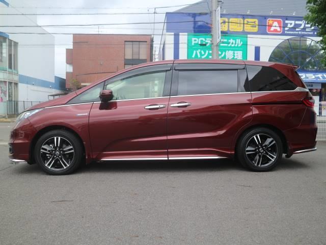 HYBRID ABSOLUTE Honda SENSING(16枚目)