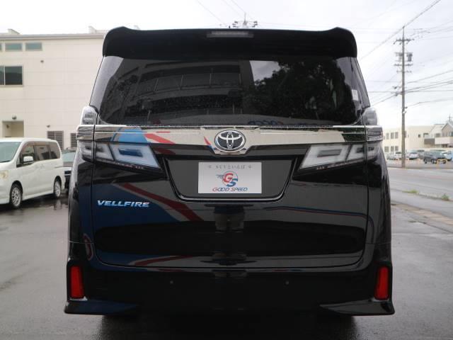 トヨタ ヴェルファイア Z Gエディション 未登録 BIGXフルセット AC100V