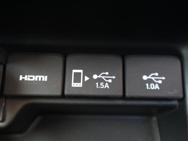 ハイブリッド・EX 両側電動 純正7型インターナビ バックカメラ LEDヘッドライト アクティヴコーナーリングライト レーダークルーズ 衝突軽減ブレーキ 車線逸脱防止 デアイサー ETC HDMI&USBポート(9枚目)
