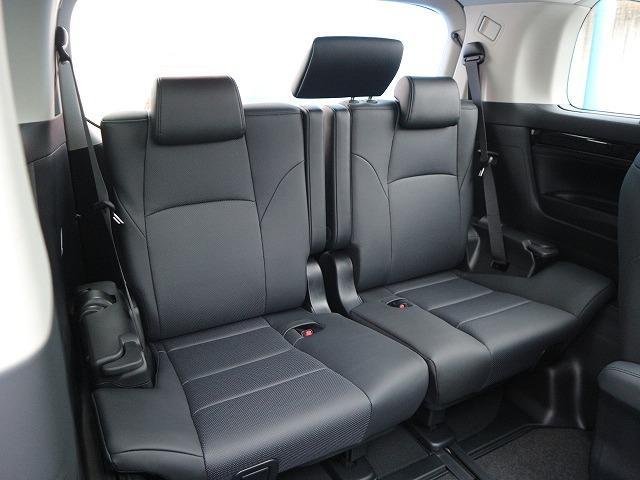 2.5Z Gエディション 両側パワースライドドア パワーバックドア パワーシート シートメモリー セカンドシートオットマン シートヒーター シートエアコン ダブルサンルーフ TOYOTAセーフティセンス(7枚目)