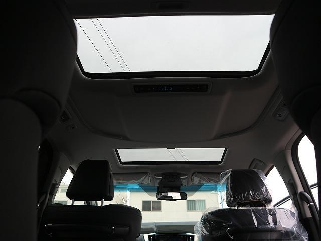 2.5Z Gエディション 両側パワースライドドア パワーバックドア パワーシート シートメモリー セカンドシートオットマン シートヒーター シートエアコン ダブルサンルーフ TOYOTAセーフティセンス(8枚目)