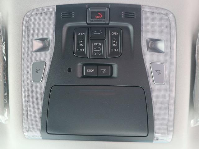 2.5Z Gエディション 両側パワースライドドア パワーバックドア パワーシート シートメモリー セカンドシートオットマン シートヒーター シートエアコン ダブルサンルーフ TOYOTAセーフティセンス(9枚目)