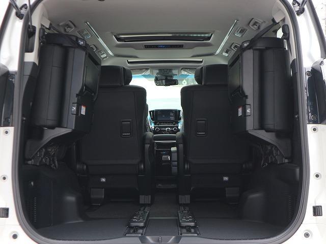 2.5Z Gエディション 両側パワースライドドア パワーバックドア パワーシート シートメモリー セカンドシートオットマン シートヒーター シートエアコン ダブルサンルーフ TOYOTAセーフティセンス(17枚目)
