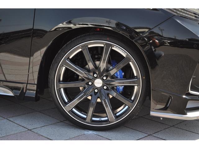 2.5S Cパッケージ 新車 ROJAMコンプリート 21インチ サンルーフ デジタルミラー 黒革 12.1型後席モニターDVD 置くだけ充電 100V BSM ICS(6枚目)