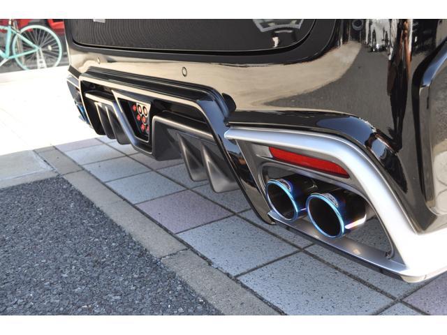 2.5S Cパッケージ 新車 ROJAMコンプリート 21インチ サンルーフ デジタルミラー 黒革 12.1型後席モニターDVD 置くだけ充電 100V BSM ICS(8枚目)