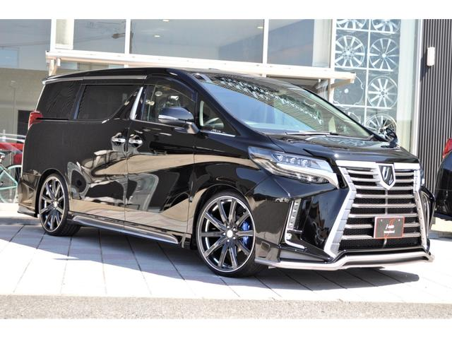 2.5S Cパッケージ 新車 ROJAMコンプリート 21インチ サンルーフ デジタルミラー 黒革 12.1型後席モニターDVD 置くだけ充電 100V BSM ICS(9枚目)