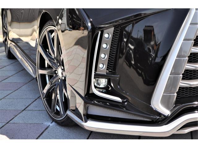2.5S Cパッケージ 新車 ROJAMコンプリート 21インチ サンルーフ デジタルミラー 黒革 12.1型後席モニターDVD 置くだけ充電 100V BSM ICS(11枚目)
