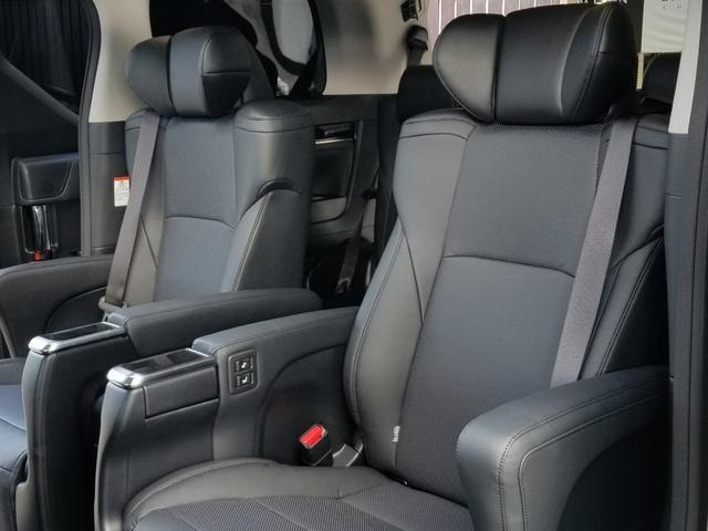 2.5S Cパッケージ 新車 ROJAMコンプリート 21インチ サンルーフ デジタルミラー 黒革 12.1型後席モニターDVD 置くだけ充電 100V BSM ICS(19枚目)