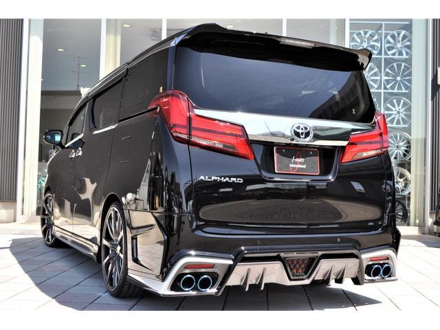2.5S Cパッケージ 新車 ROJAMコンプリート 21インチ サンルーフ デジタルミラー 黒革 12.1型後席モニターDVD 置くだけ充電 100V BSM ICS(26枚目)