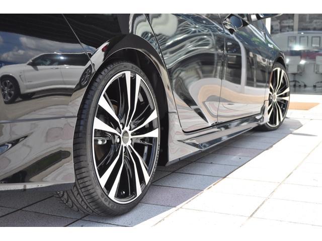 S 新車 インテリジェントクリアランスソナー モデリスタアイコニック 19インチAW ローダウン 衝突回避支援 LEDヘッド LEDフォグ LEDデイライト(10枚目)