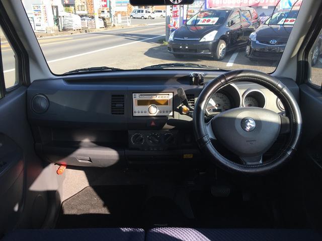スズキ ワゴンR FX キーレス 純正アルミ CDプレーヤー Wエアバッグ