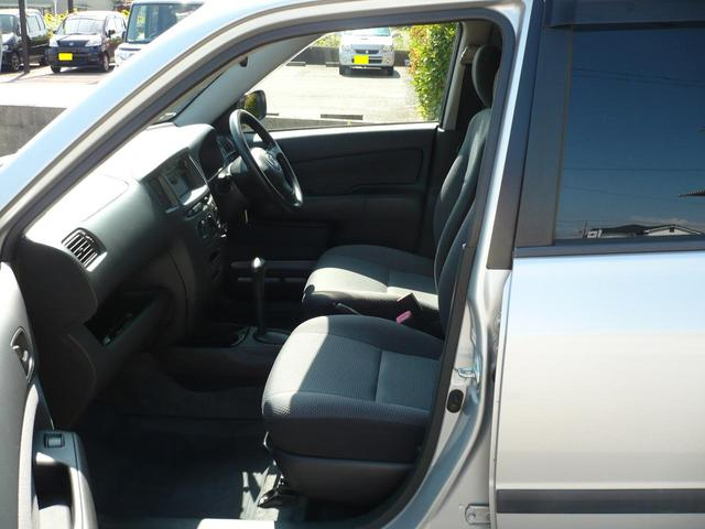 トヨタ サクシードバン UL フロントパワーウインド 集中ドアロック 電動ミラー