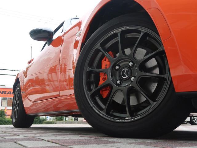 30周年記念車 国内150台限定 RAYS製鍛造アルミ 専用RECAROシート Bremboキャリパー BOSEサウンド(6枚目)