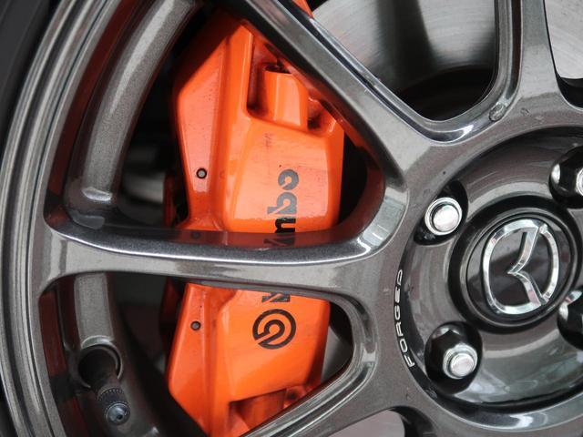 30周年記念車 国内150台限定 RAYS製鍛造アルミ 専用RECAROシート Bremboキャリパー BOSEサウンド(7枚目)