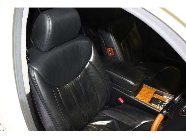 トヨタ セルシオ C仕様 黒本革 サンルーフ Askit Carlsson20