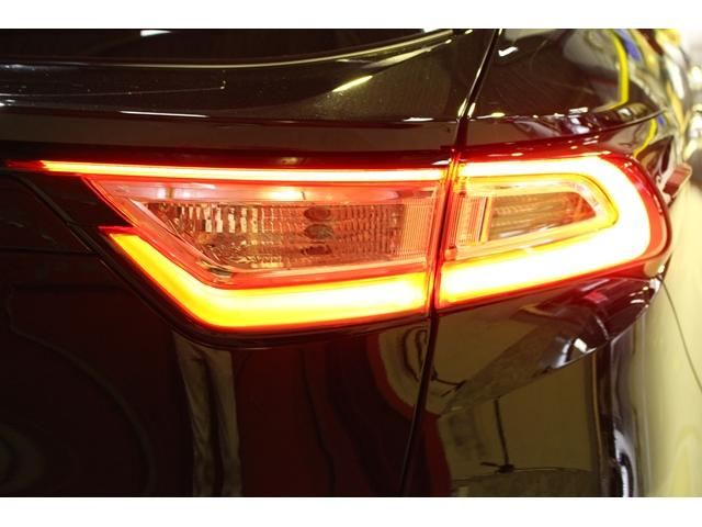トヨタ ハリアー プレミアム ムーンルーフ Pバックドア LEDヘッド