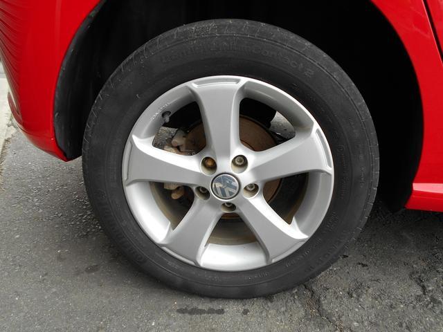 フォルクスワーゲン VW ポロ 1.4 コンフォートライン 純正デッキ 純正AW キーレス