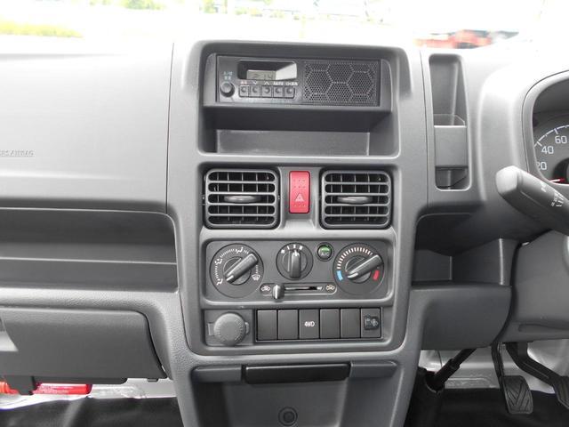 KCエアコン・パワステ 4WD 5MT(14枚目)