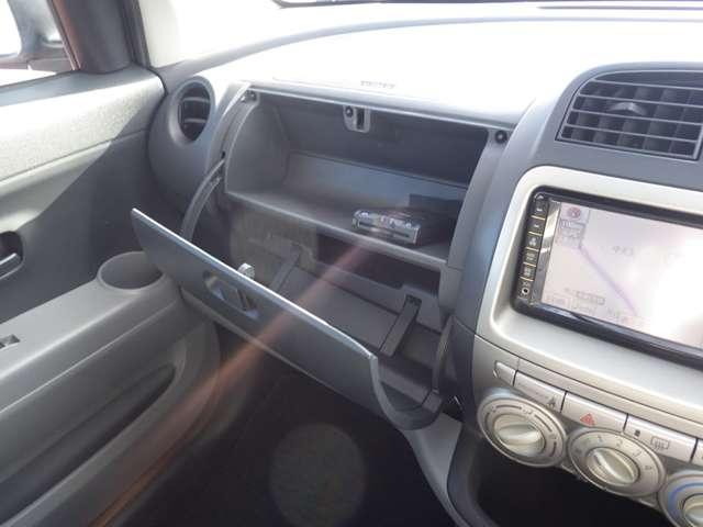トヨタ パッソ X イロドリ 純正HDDナビ CDコンポ ETC