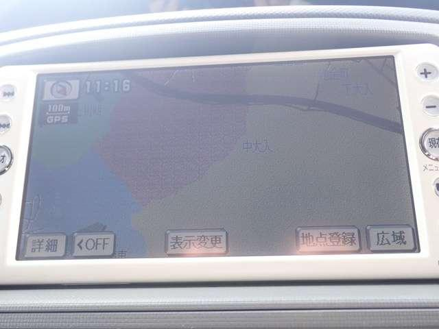トヨタ シエンタ 1.5 X リミテッド 純正ナビ 社外AW ETC