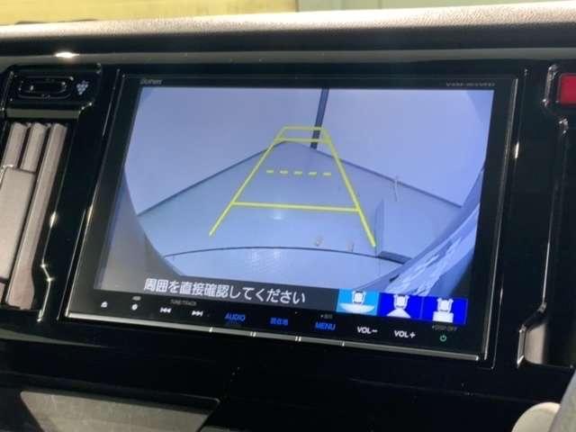 G・ターボパッケージ 衝突軽減 大型8インチナビRカメラ ドラレコ HIDオートライト フォグ 純正AW スマートキー フルセグ DVD Bluetooth CD録音 クルコン ETC 盗難防止 ABS サイドエアバック(16枚目)