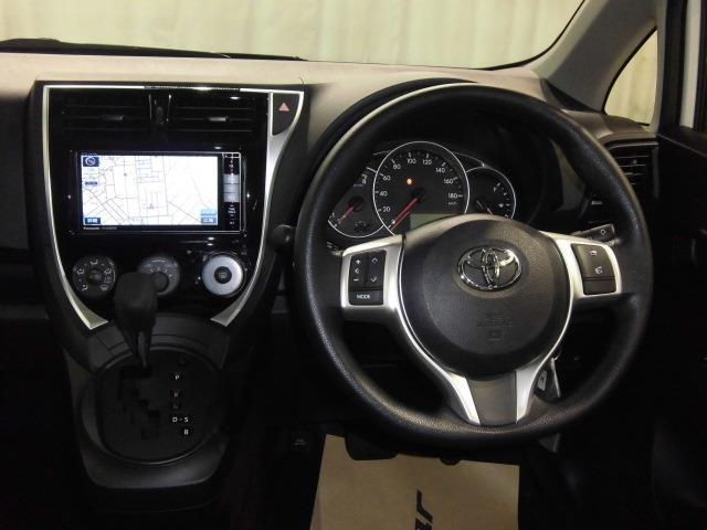 トヨタ ラクティス XワイヤレスキーSDナビ地デジBカメBトゥスETC