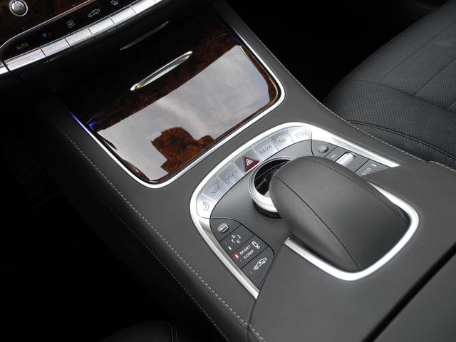 S550ロング 1オーナ 黒革 S65仕様 ZEESマフラー(10枚目)