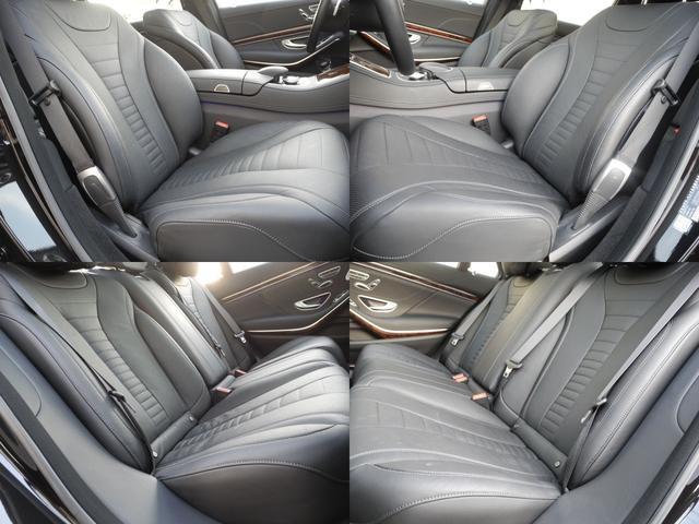 S550ロング 1オーナ 黒革 S65仕様 ZEESマフラー(12枚目)