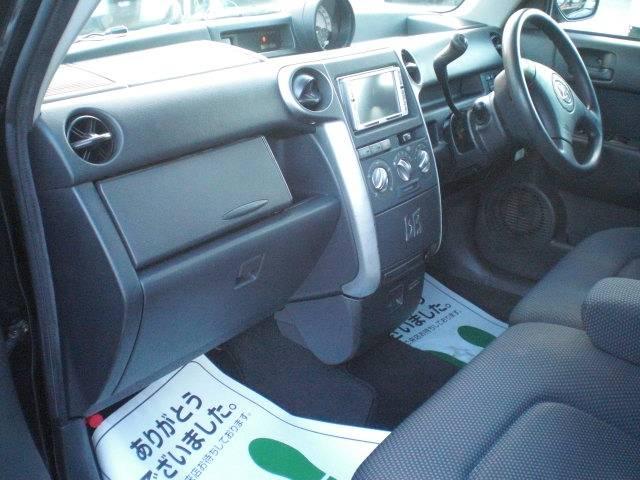 トヨタ bB S Wバージョン Tチェーン キーレス ナビ ベンチシート