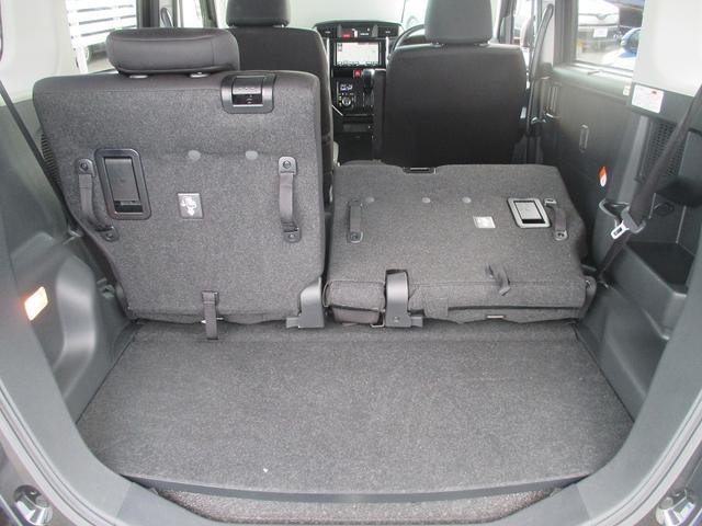 【トランクルーム】コンパクトーカーながら荷室も十分な広さです。普段使いには十分重宝します♪使い方は貴方次第!