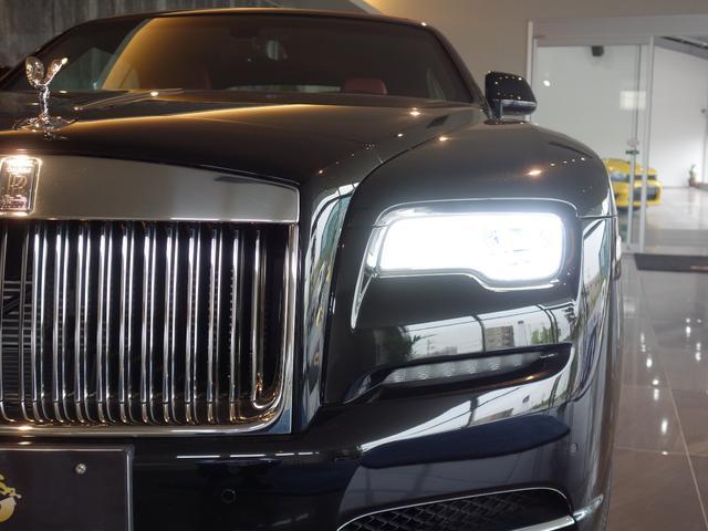 ロールスロイス ロールスロイス ドーン 6.6 左H  地デジ 新車保証継承 屋内展示中