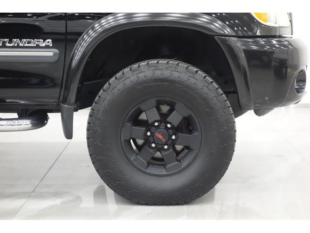 新車並行4WDフロントベンチ TRD16インチリフトアップ(8枚目)