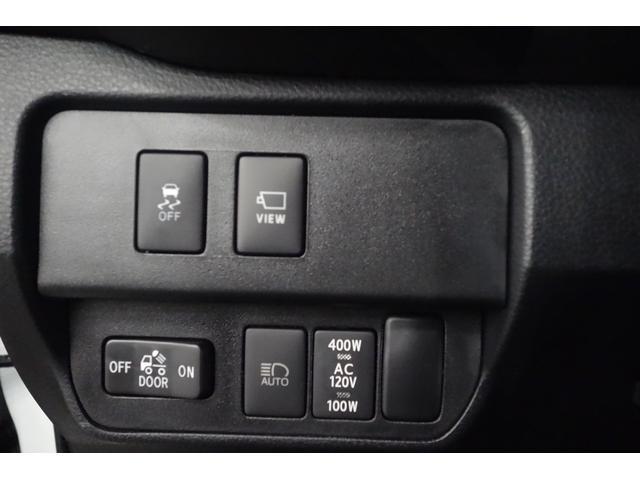 ダブルキャブ SR5 2021y TRDPRO シーケンシャルウィンカー サンルーフ TRDPRO専用FOXショック アルミ TRDマフラー&スキッドプレート CarPlay対応 TRDPROロゴ入りレザーシート(31枚目)
