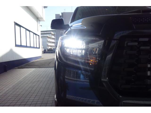 クルーマックス SR5 TRDPRO ブラックレザー サンルーフ LEDヘッドライト&専用LEDフォグ 専用FOXショック&リフトアップ TRDマフラー&スキッドプレート 鍛造18インチアルミ CarPlay対応(12枚目)