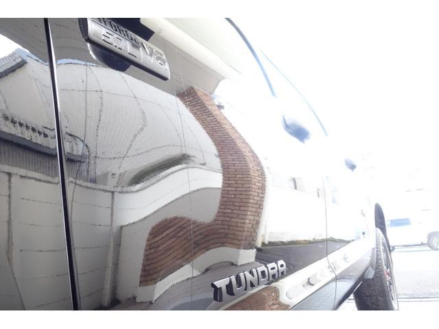 クルーマックス SR5 TRDPRO ブラックレザー サンルーフ LEDヘッドライト&専用LEDフォグ 専用FOXショック&リフトアップ TRDマフラー&スキッドプレート 鍛造18インチアルミ CarPlay対応(26枚目)