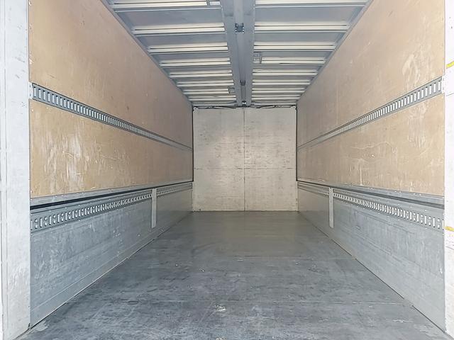 アルミウイング 積載2750Kg ワイドベット付き R観音扉 荷台内寸長さ625横238高さ240 床鉄板貼り エンジンJ05E バックカメラ ラッシング2段(25枚目)