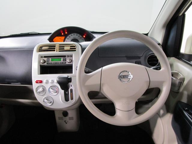 日産 オッティ S /純正CDコンポ キーレス 両席エアバック ワンオーナー
